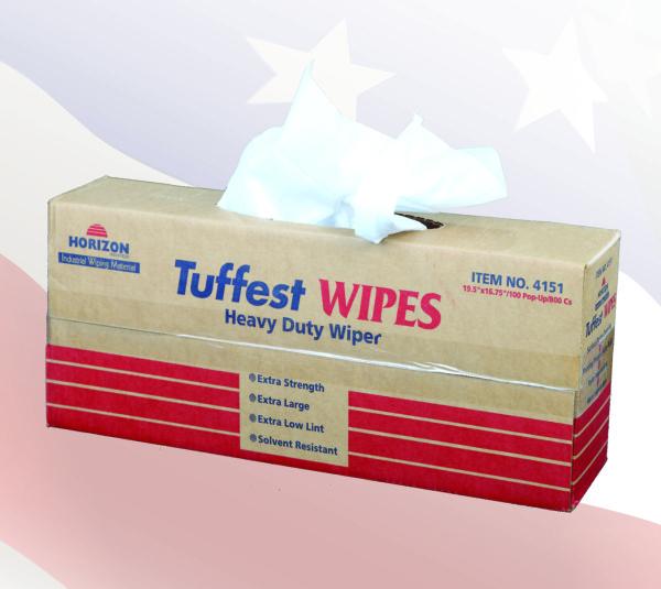 0557 - Spunlace Tuffest Wipes