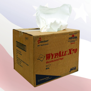 2412 - X70 Hydroknit WyPall Wipers