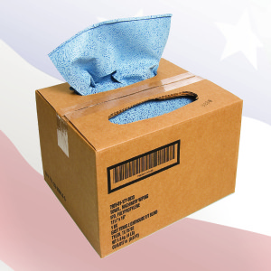 3633 - Polypropylene Scrub Wipes