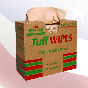 3800 - 4-Ply Tissue-Tuff Wipes