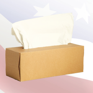 5355 - 3-Ply Tissue TechWipes
