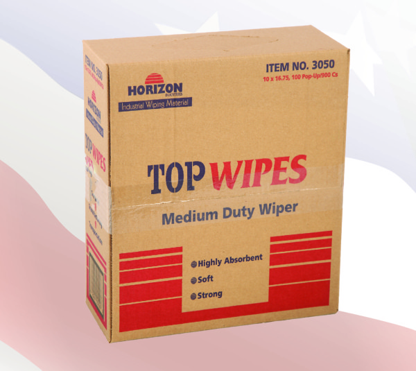 7003 - Airlaid Top Wipes