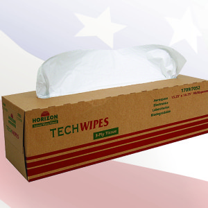 7052 - 3-Ply Tissue TechWipes