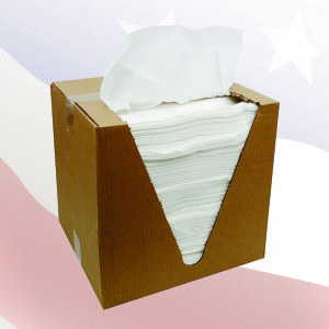 8543 - Airlaid Top Wipes